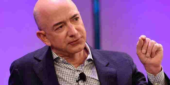 Amazon's Jeff Bezos: 'I've Made Billions of Dollars of Failures'