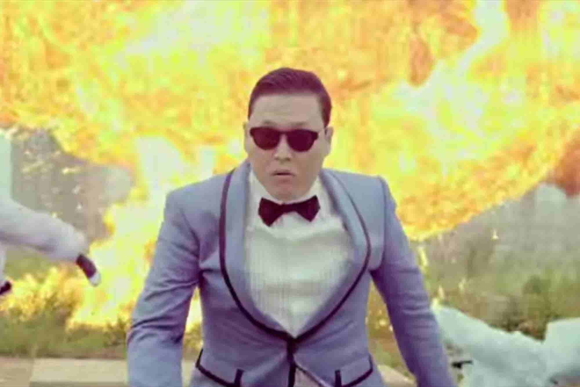 'Gangnam Style' Has Been Viewed So Many Times It Actually Broke YouTube