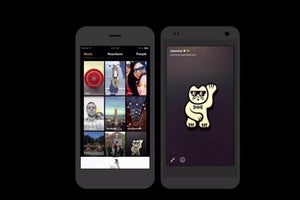 Taking Another Shot at Snapchat, Facebook Gives Its Slingshot Messaging App a Makeover
