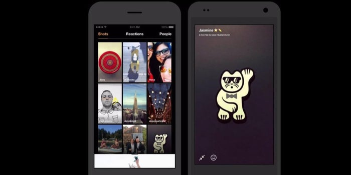 Taking Another Shot at Snapchat, Facebook Gives Its Slingshot Messaging App a Makeover