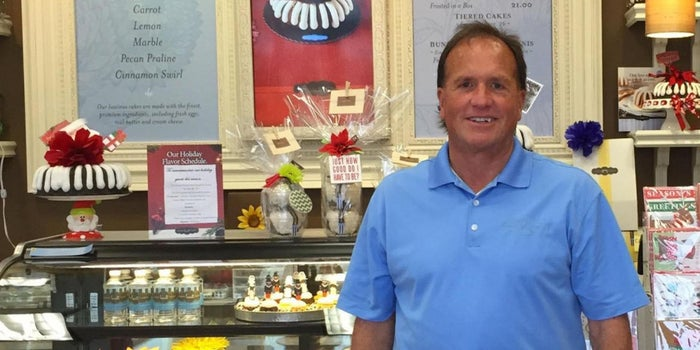 Why the Former President of CiCi's Pizza Became a Bakery Franchisee