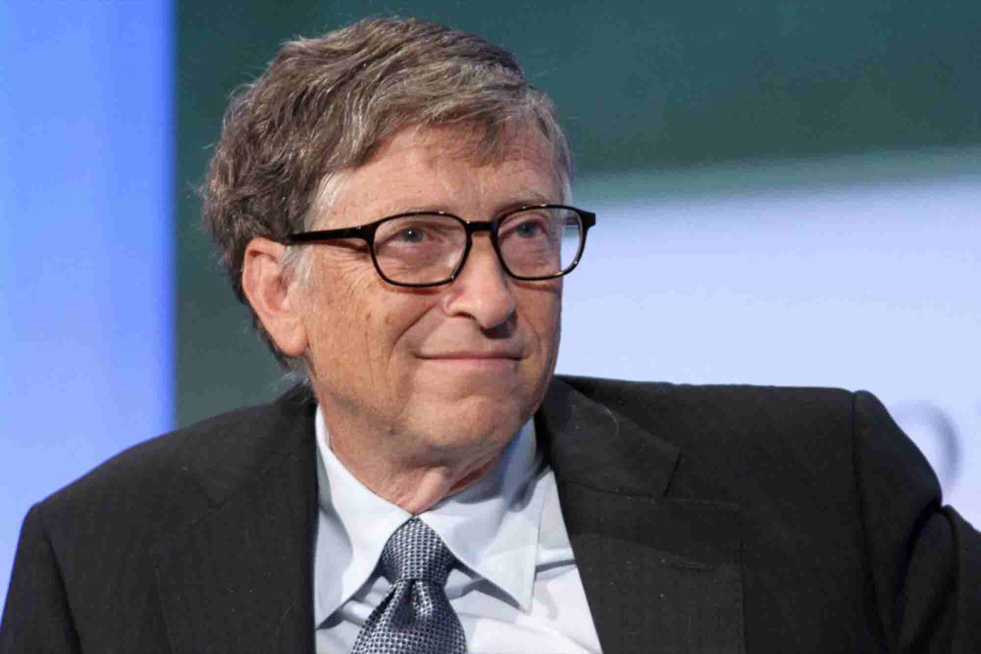 Bill Gates' 5 Favorite Books of 2014
