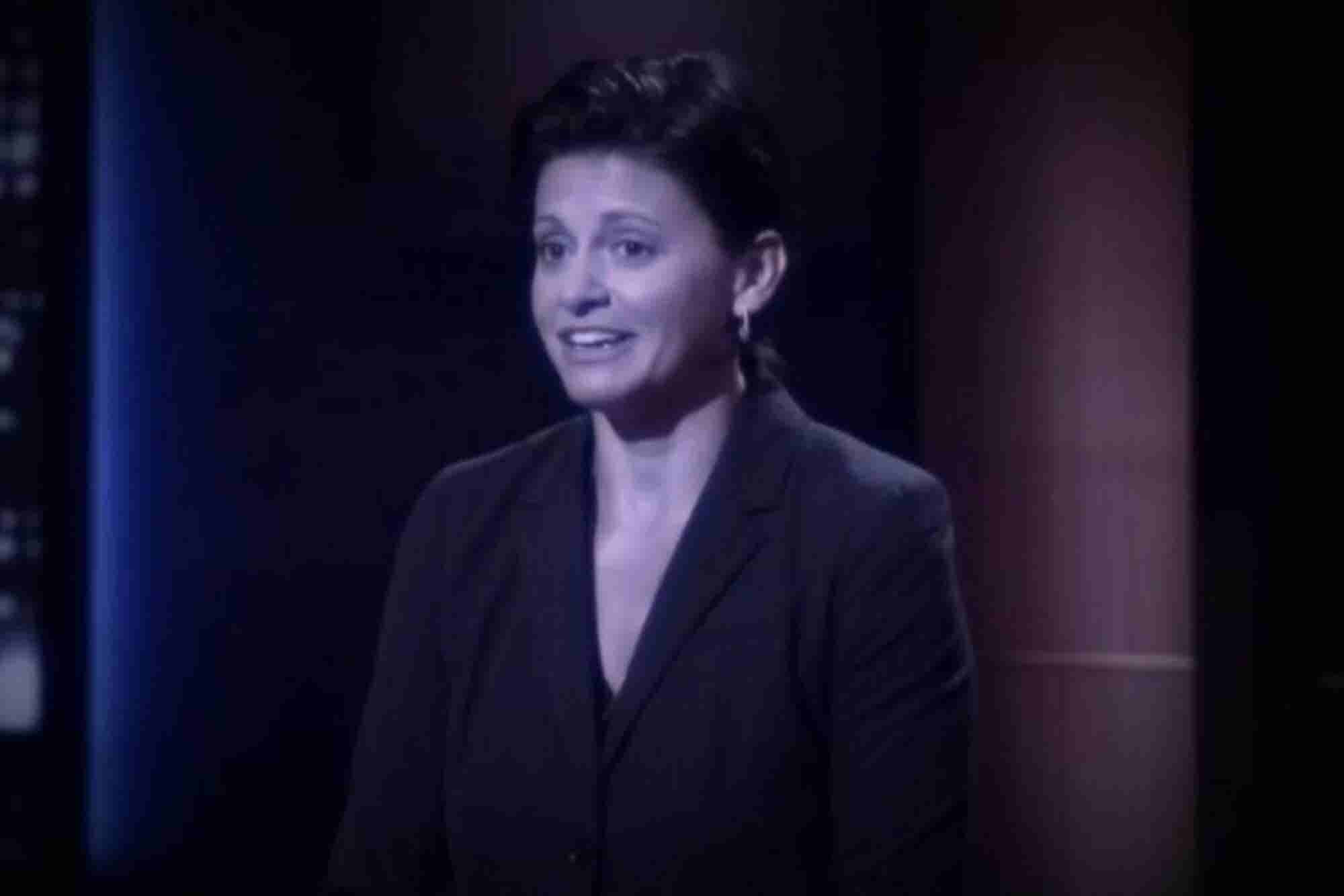 Shark Tank Contestant Melissa Carbone: 'People Who Activate Win'