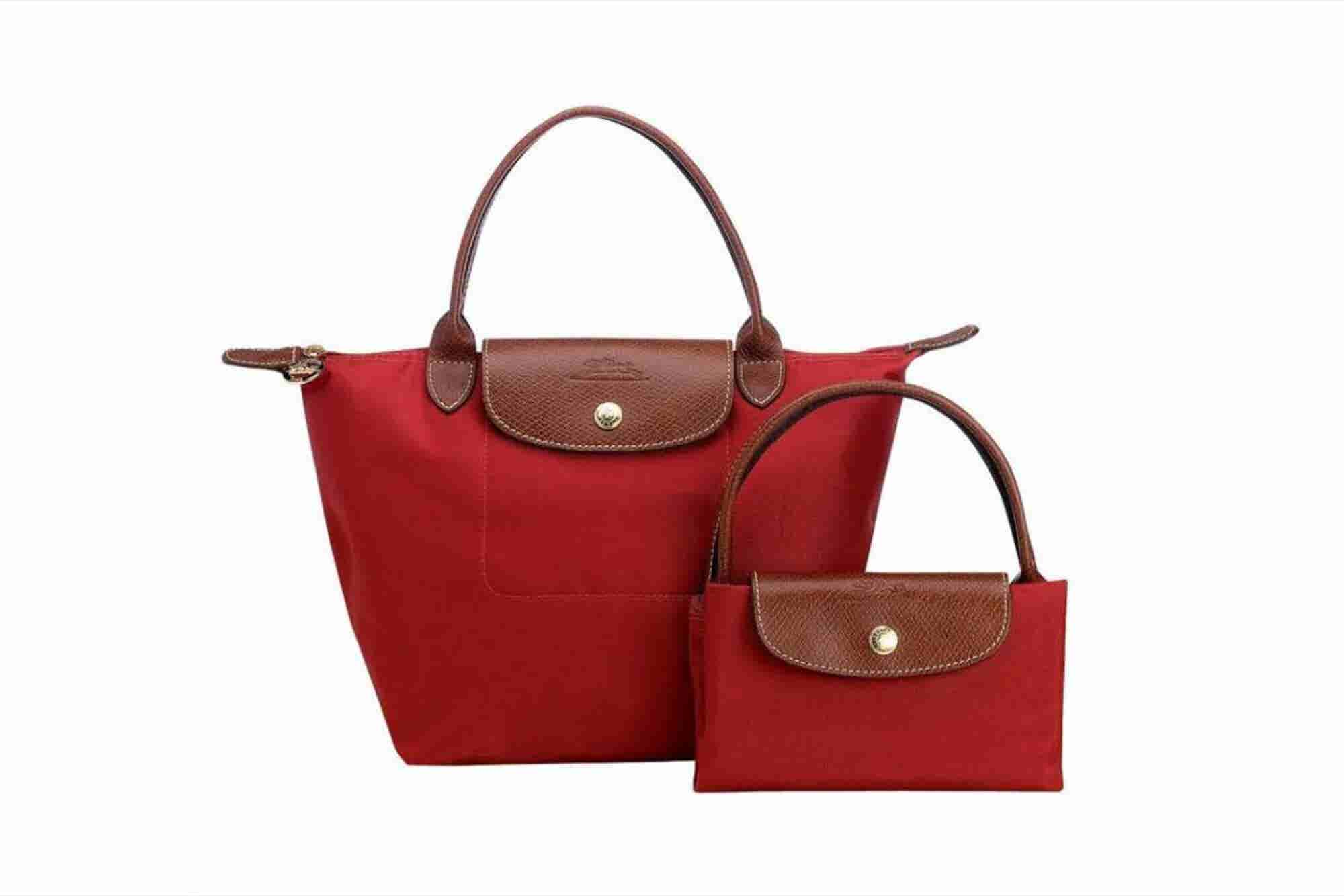 How Longchamp Turned the Basic Nylon Tote Into a Full-Blown Luxury Ico...