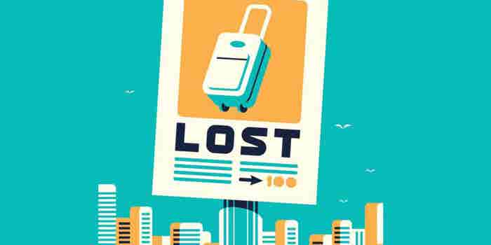 Lost Luggage? 4 Common Travel Problems and How to Fix Them.