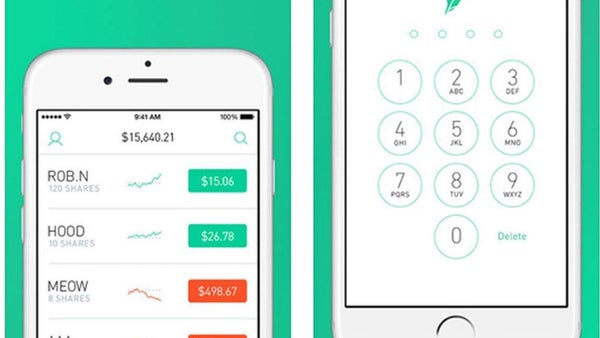 Just-Launched 'Robinhood' App Allows Users to Buy and Sell