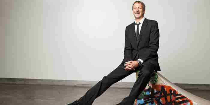 How Tony Hawk Skated Past Rookie Business Mistakes on His Ride to Success