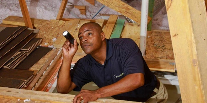 A Globe-Trotting Veteran Takes on the Home Inspection Business
