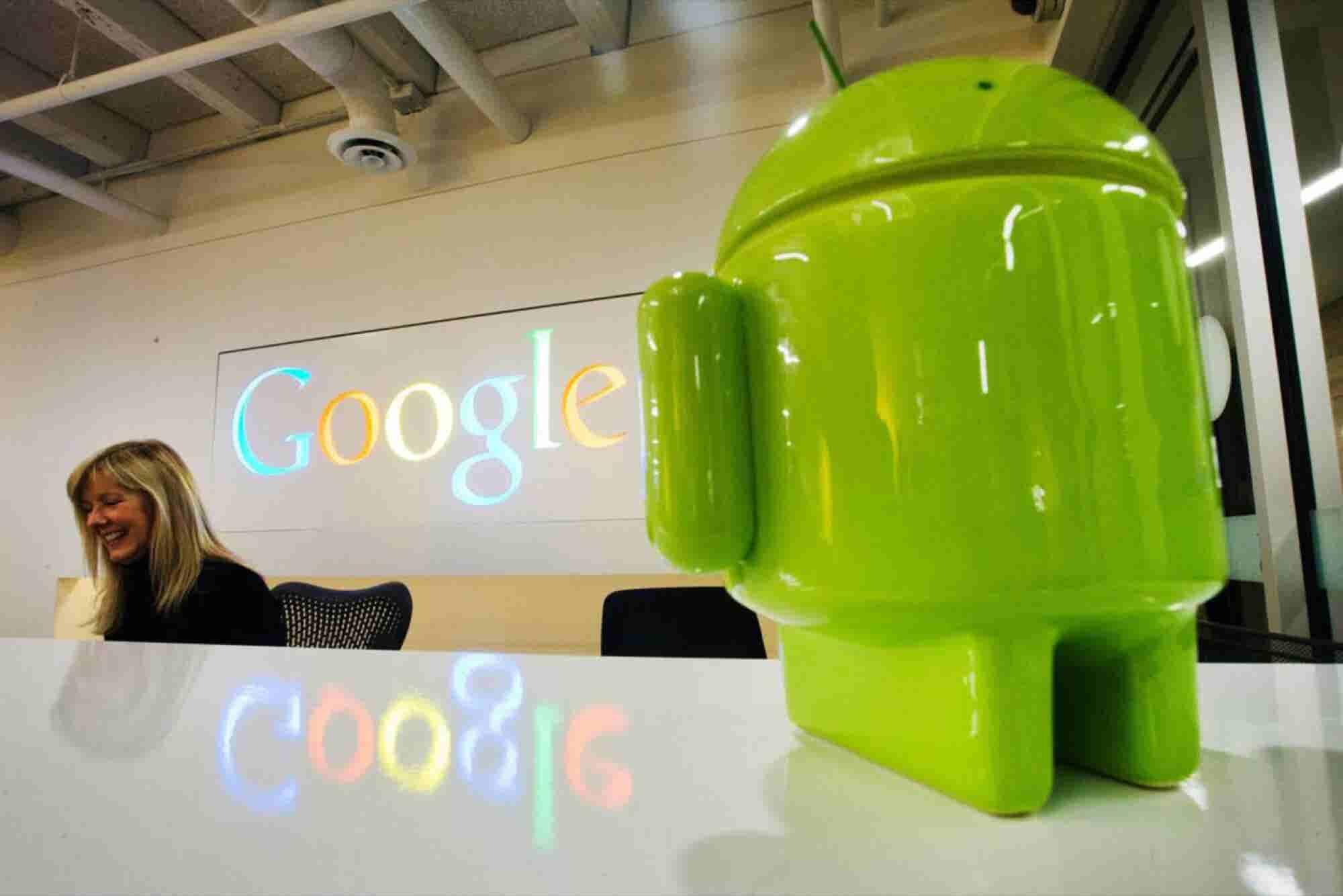 Google Looks to Head Off U.S. Antitrust Lawsuit Over Android