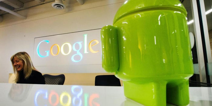 Google Looks to Head Off U.S. Antitrust Lawsuit Over Android