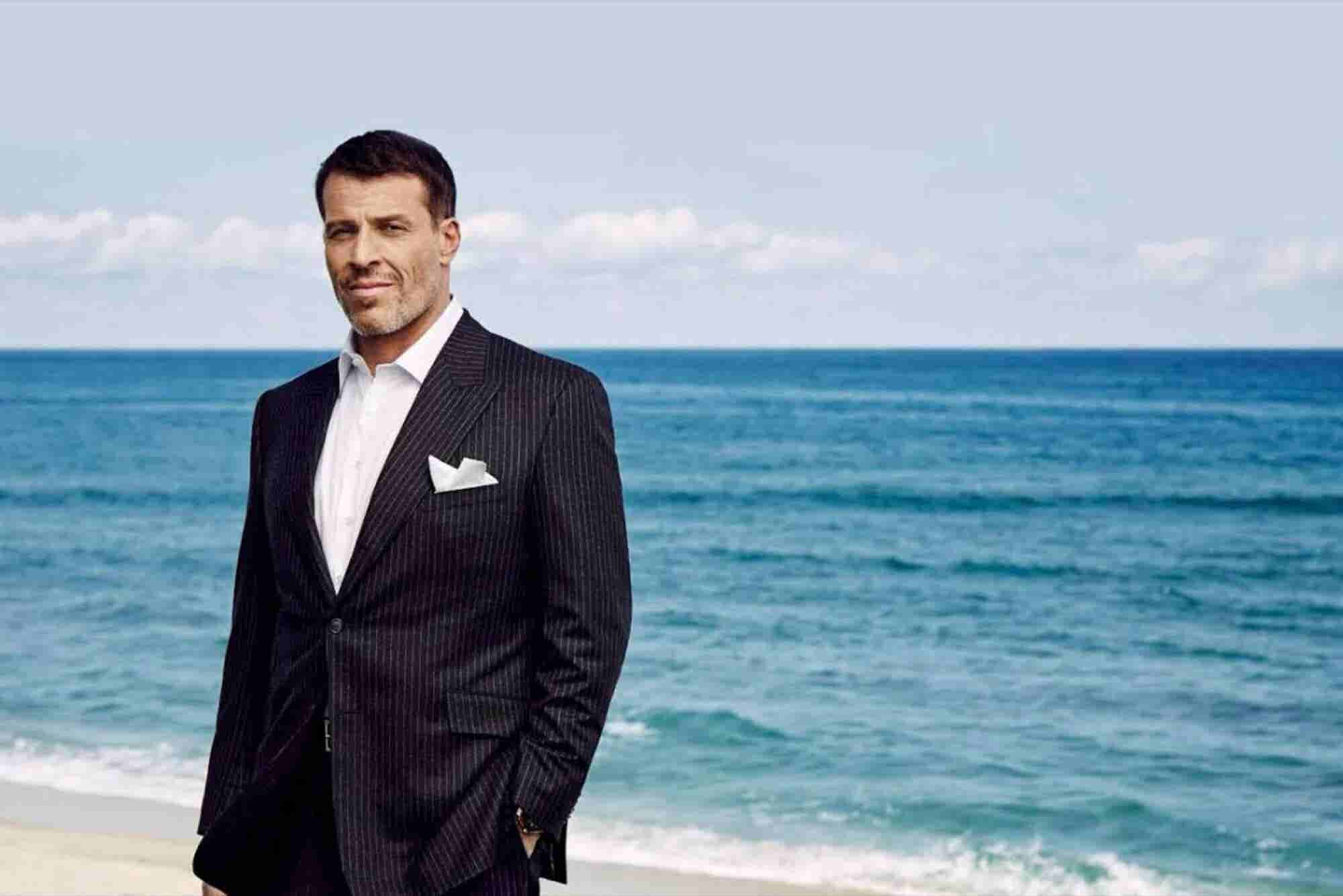 Tony Robbins: How Tax-Savvy Is Your Retirement Plan?