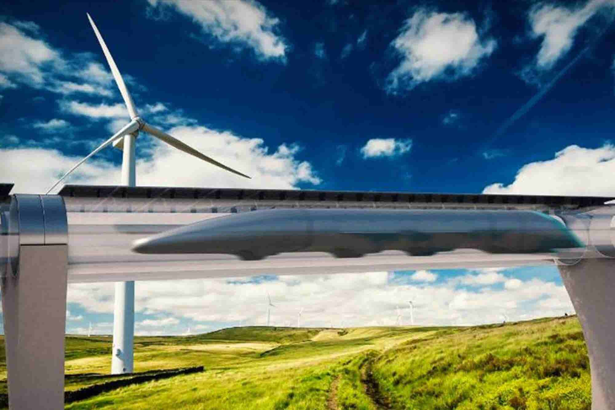 A Building Permit Was Filed for Elon Musk's Hyperloop in California
