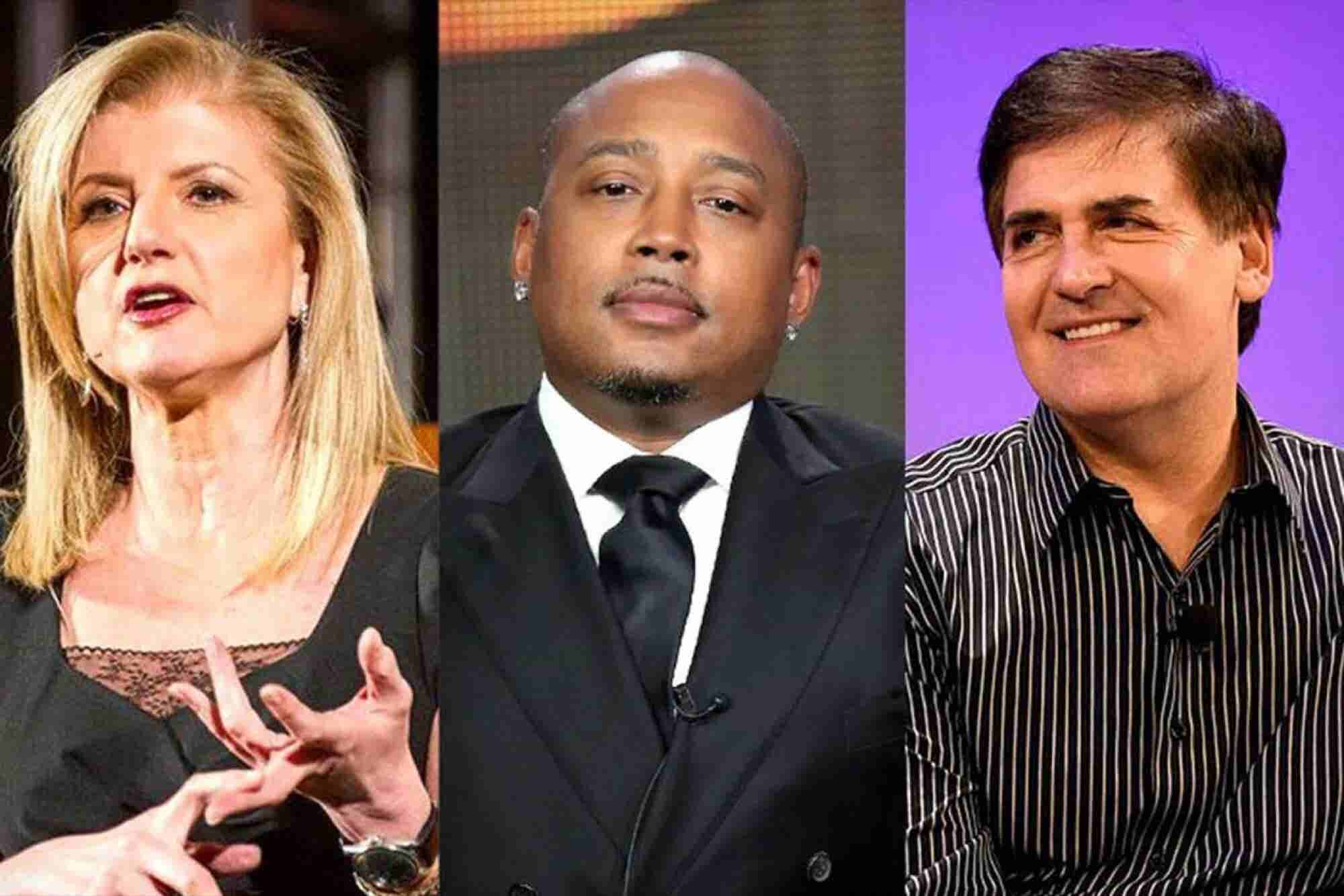 20 High-Powered Business Leaders Share Their New Year's Resolutions