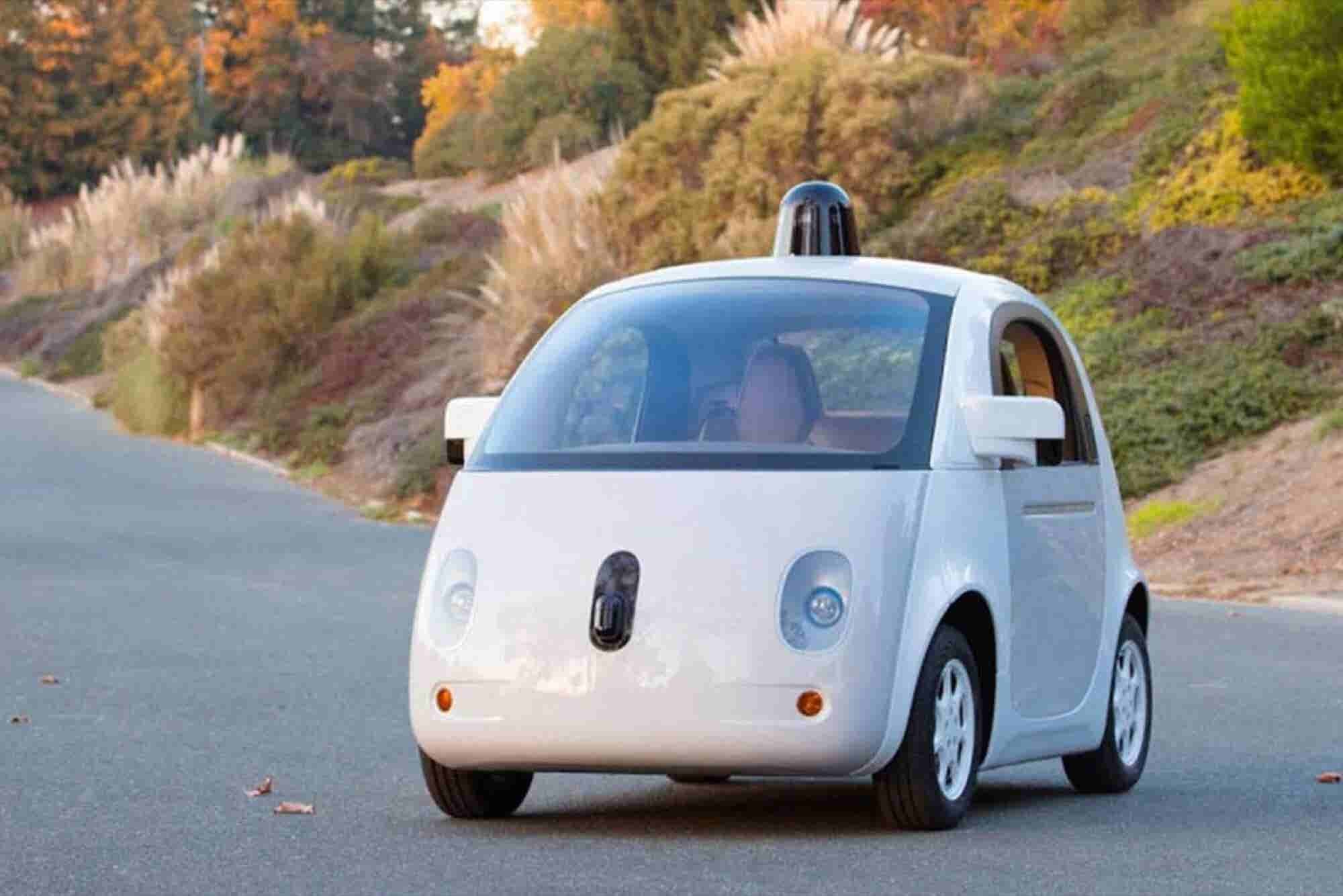 Check Your Rearview, Google. Uber Is Getting Into Self-Driving Cars, Too.