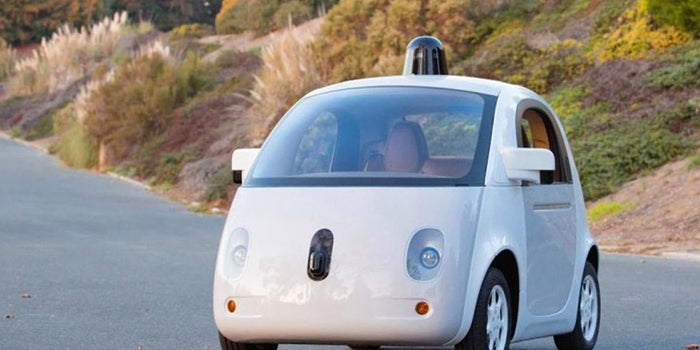 Google's Self-Driving Car Unit Is Hiring
