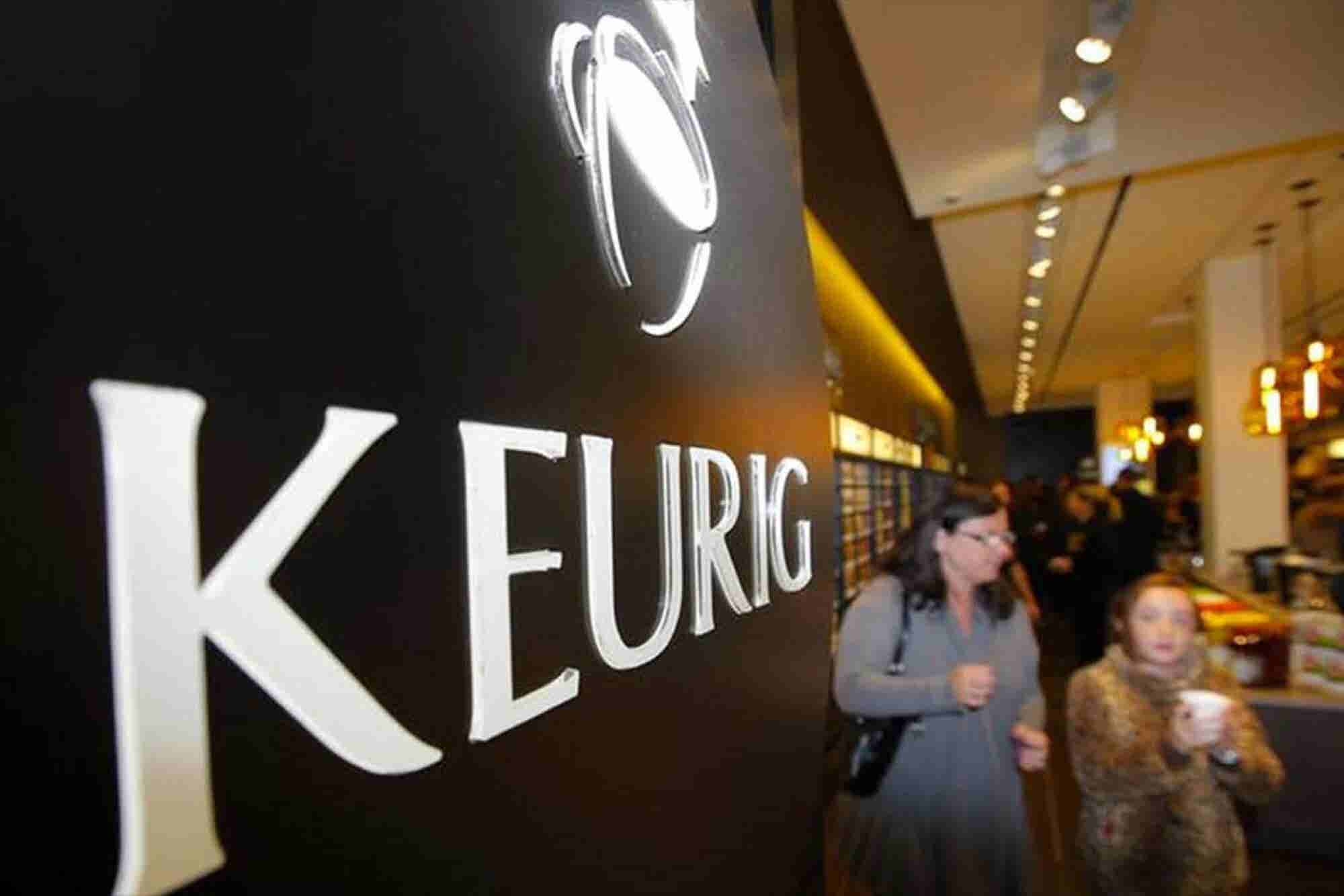Keurig Recalls More Than 7 Million Brewing Machines