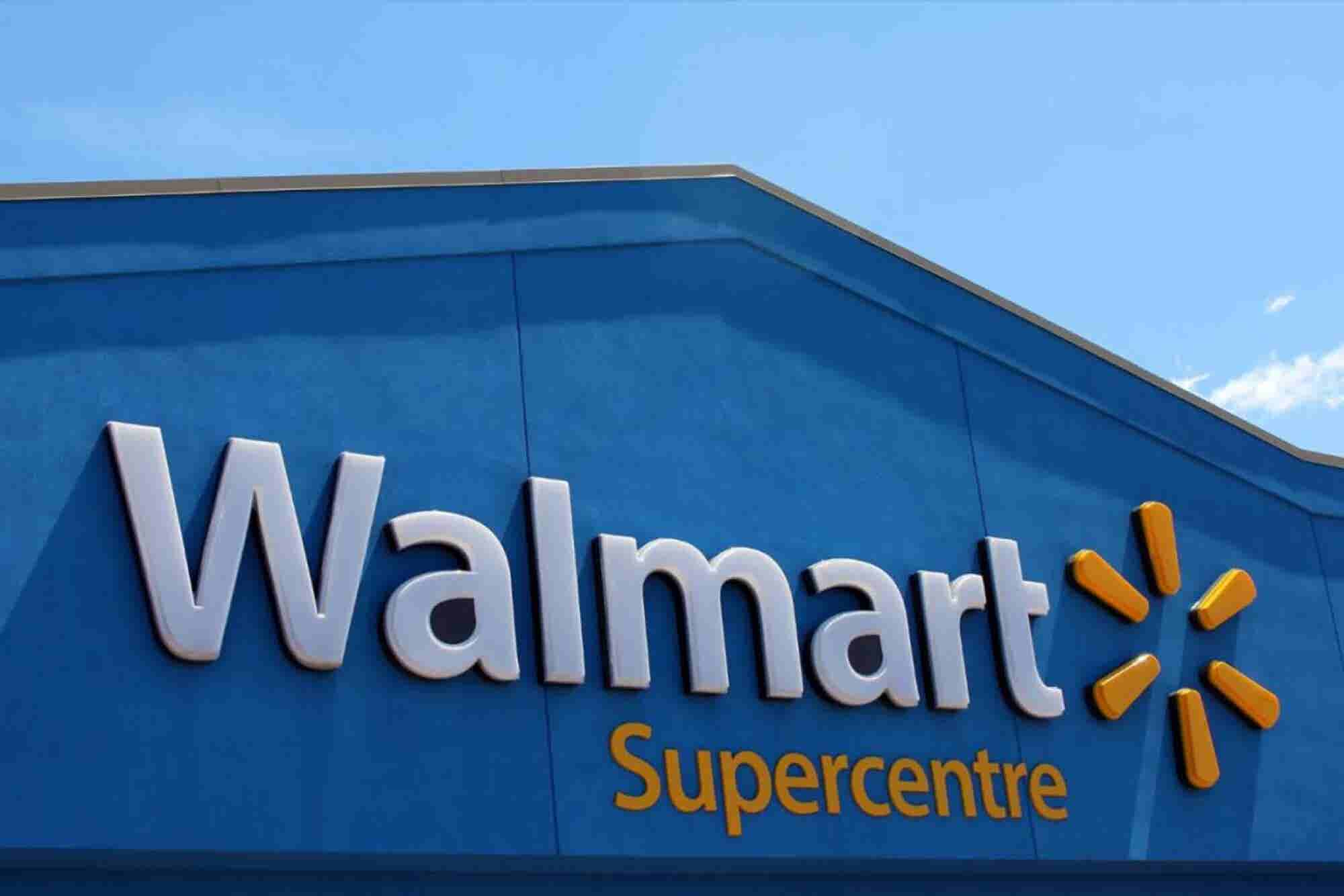 Walmart Just Said It's Exploring Selling Cannabis Products