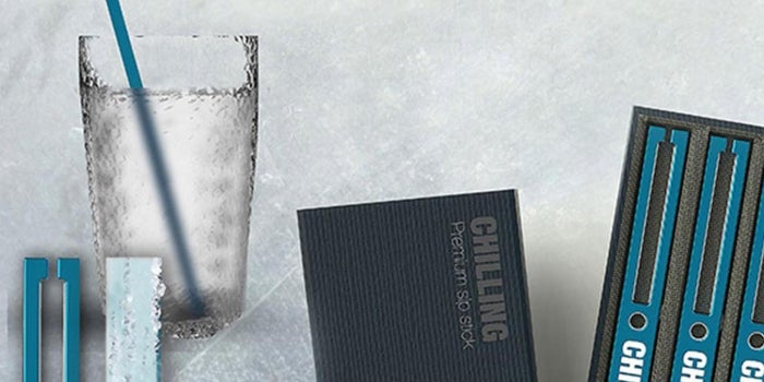Hold the Rocks: This Digital Stick Concept Chills Cocktails Without Ice