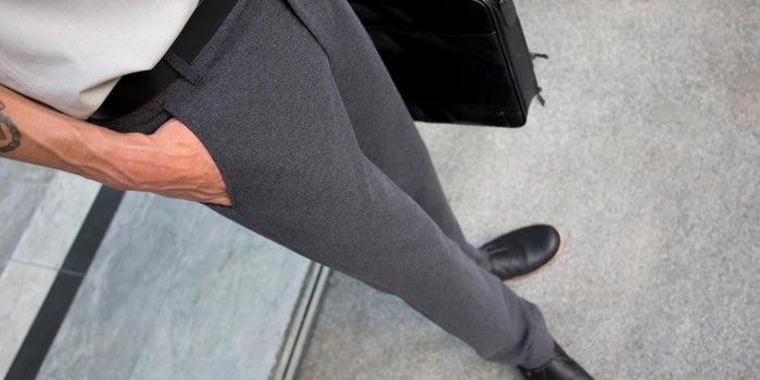 Business Ultra-Casual: Would You Wear This Sweat-'Suit' to the Office?