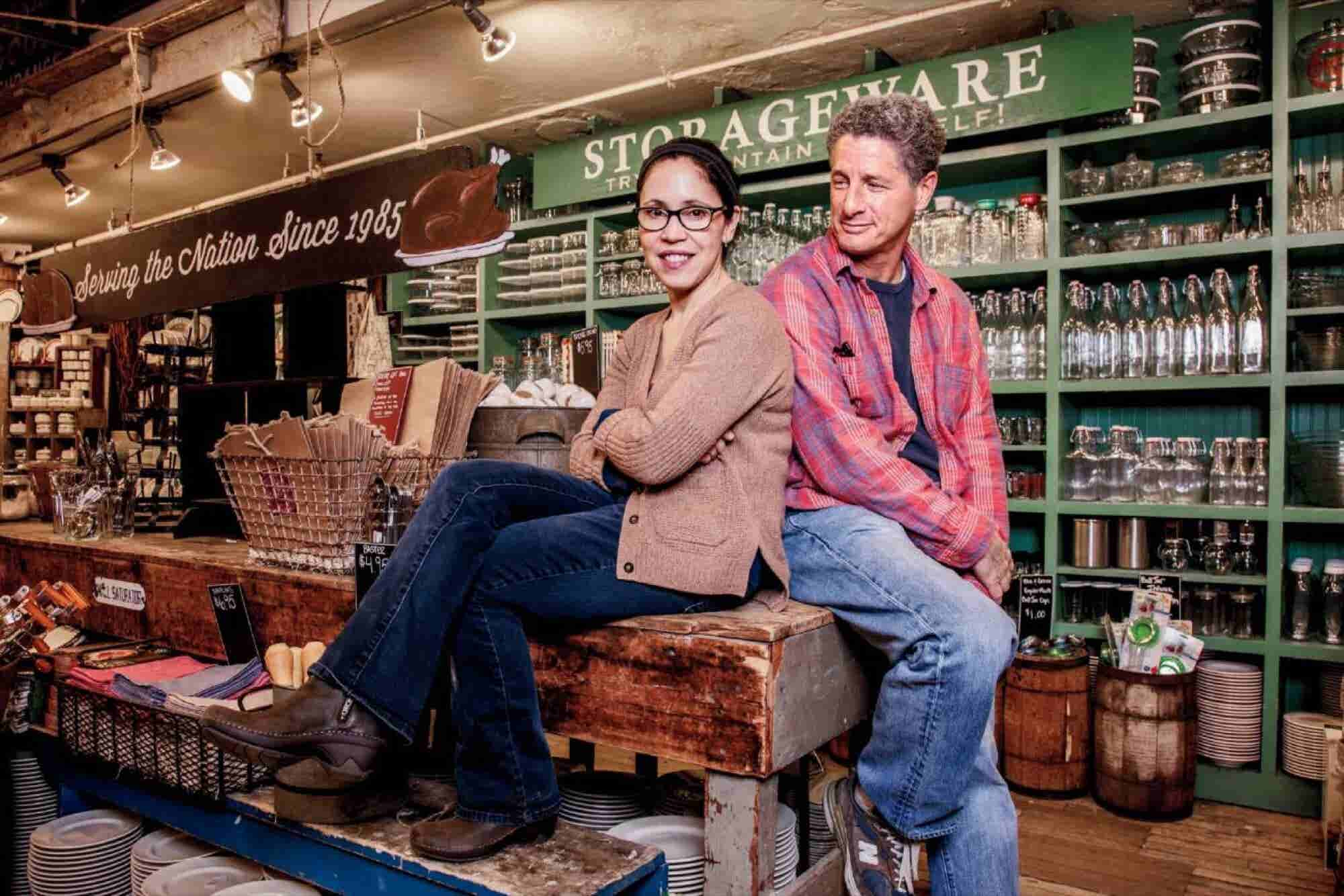 Dishing on Success: How Fishs Eddy Found Its Footing