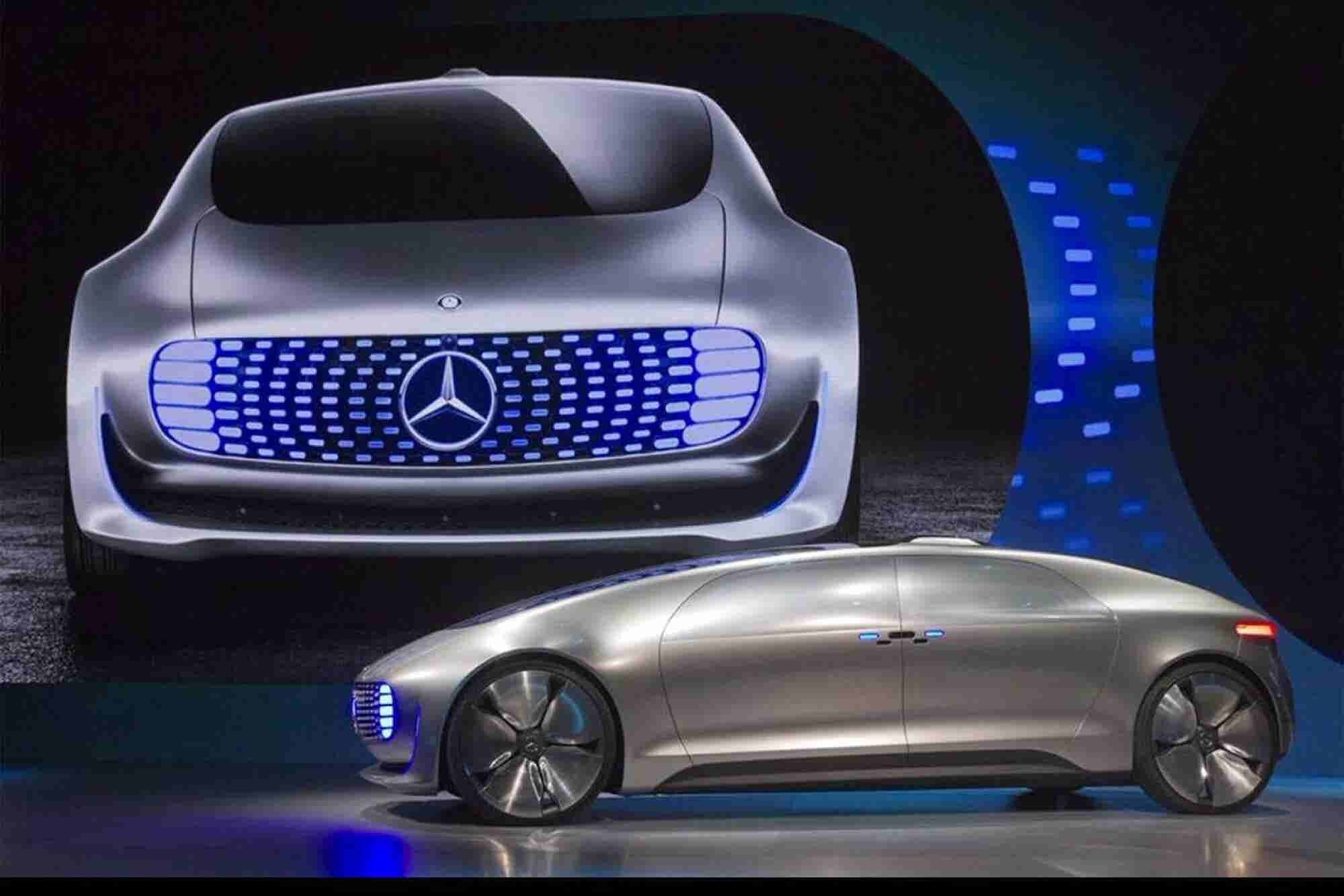 Mercedes' Self-Driving Car Says Hello to San Francisco
