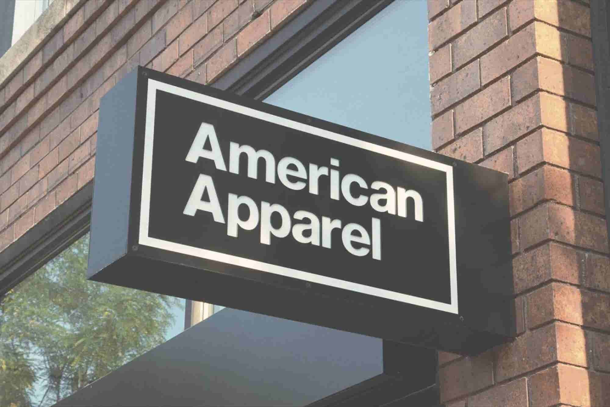 American Apparel Lays Off Workers, Considers Outsourcing