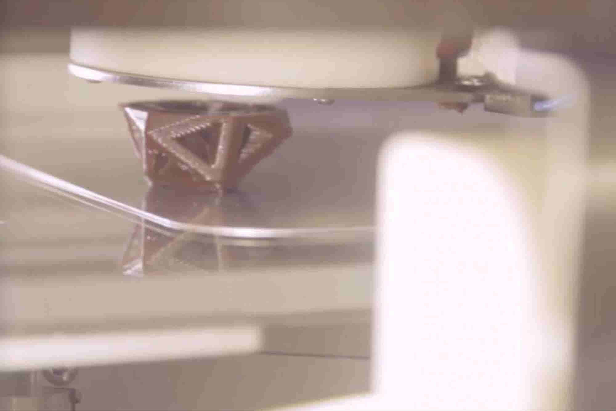 CocoJet: 3-D Printing and Hershey's Chocolate, Together at Last