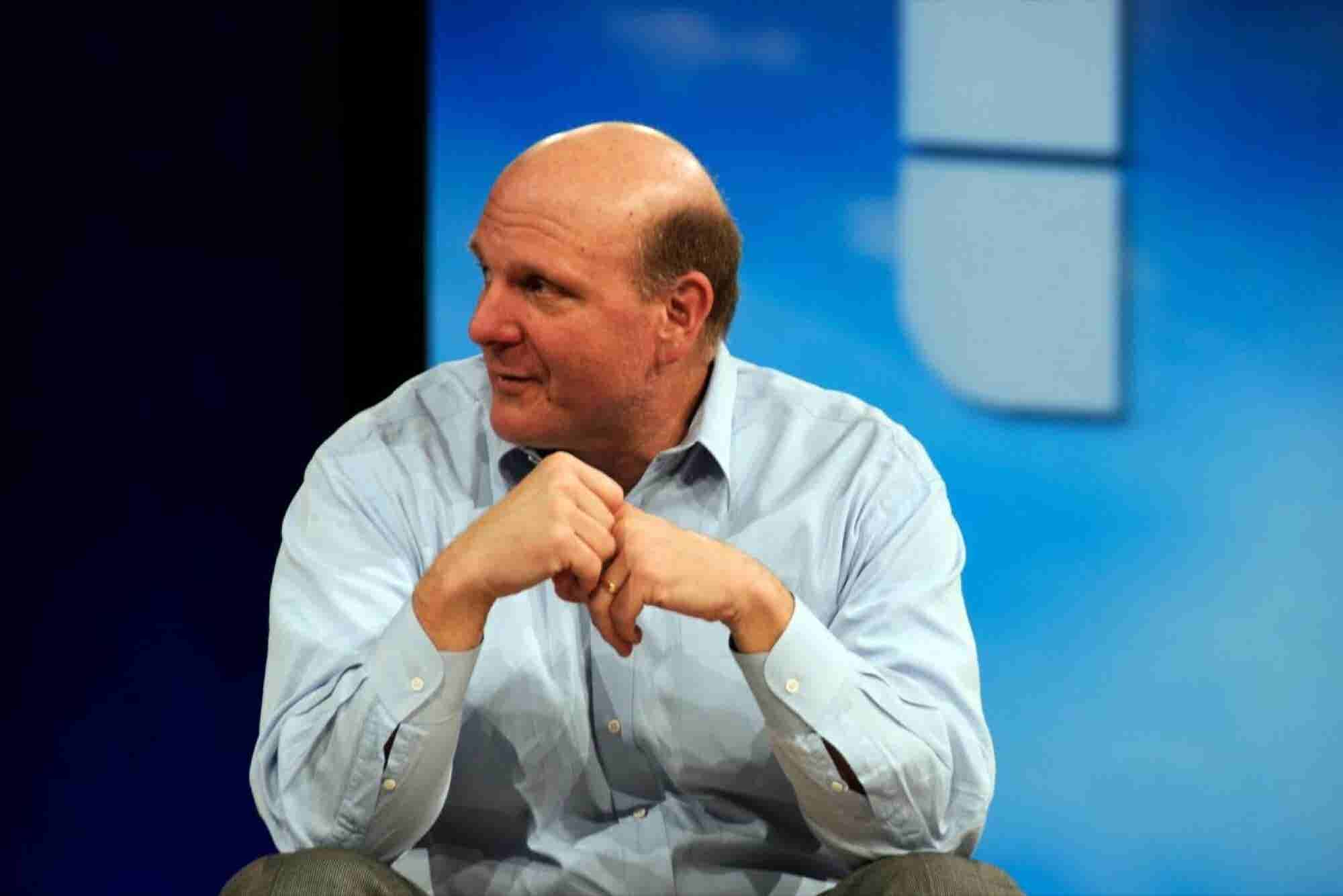 Steve Ballmer La-La-Loves Fergie's New Hit Song, Too