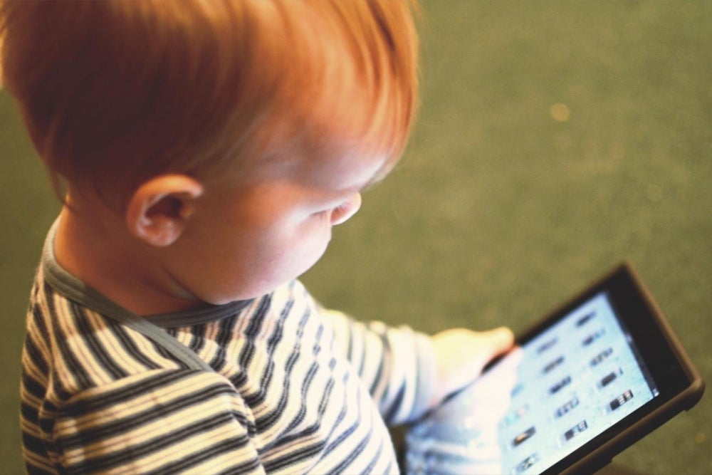 Your Baby Is Going High-Tech
