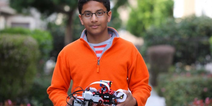 Teen Crafts Low-Cost Braille Printer Out of Lego Kit, Receives Investment From Intel