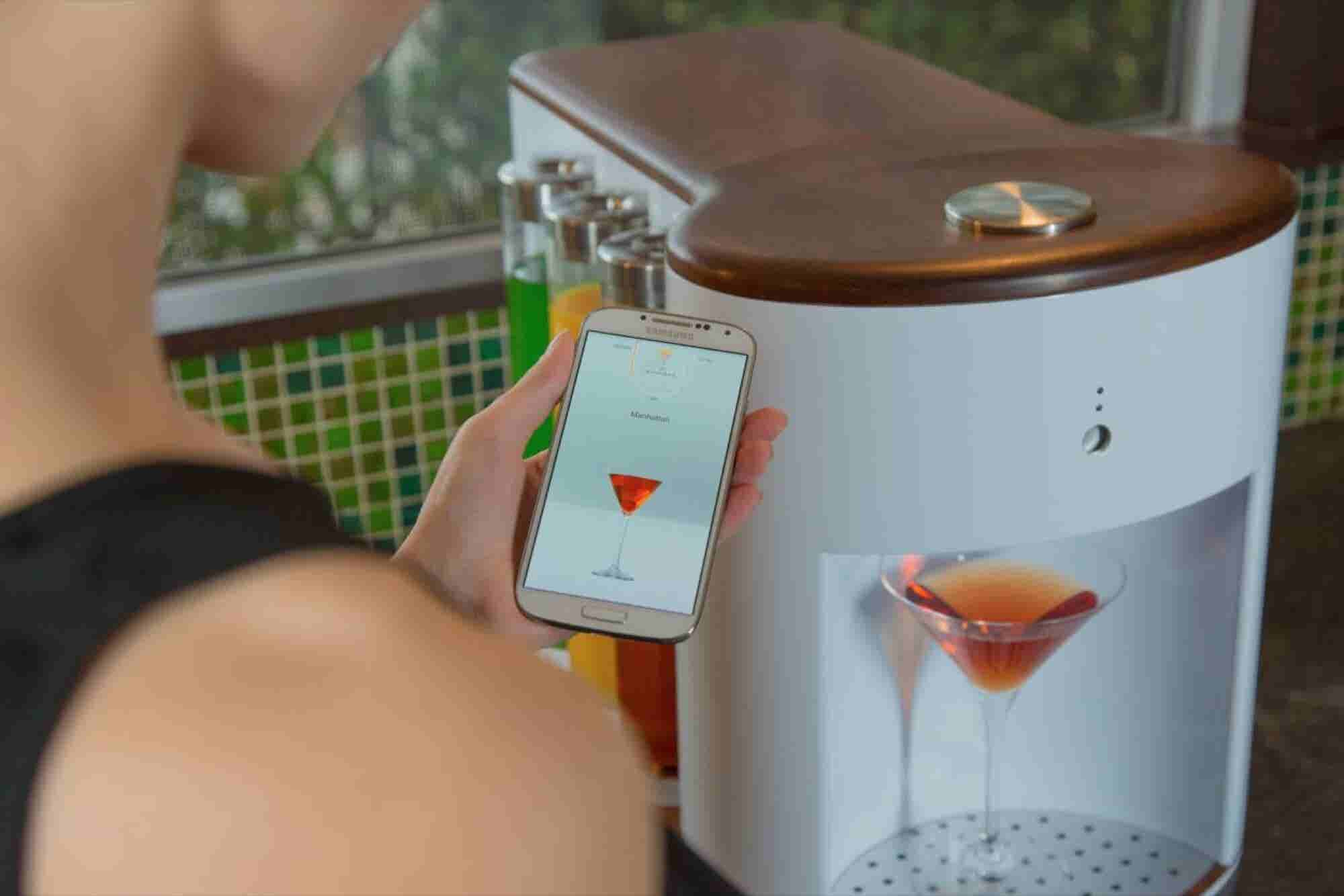 The Creator Behind a Robotic Bartender Spills the Secrets on How to Run a Successful Kickstarter Campaign