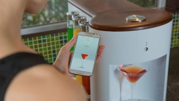 The Creator Behind a Robotic Bartender Spills the Secrets on