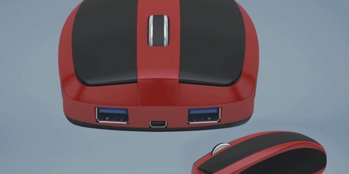 This Company Is Squeezing an Entire Computer Into a Mouse -- All You Need Is a Monitor