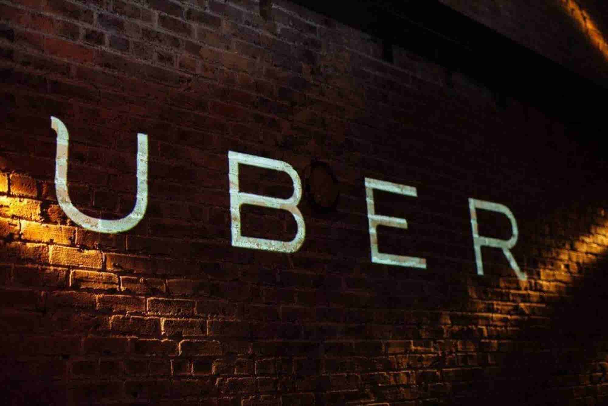 Uber's CFO Steps Down After Just Two Years