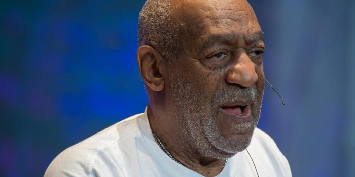 Why Does Bill Cosby Keep Coming to Work?