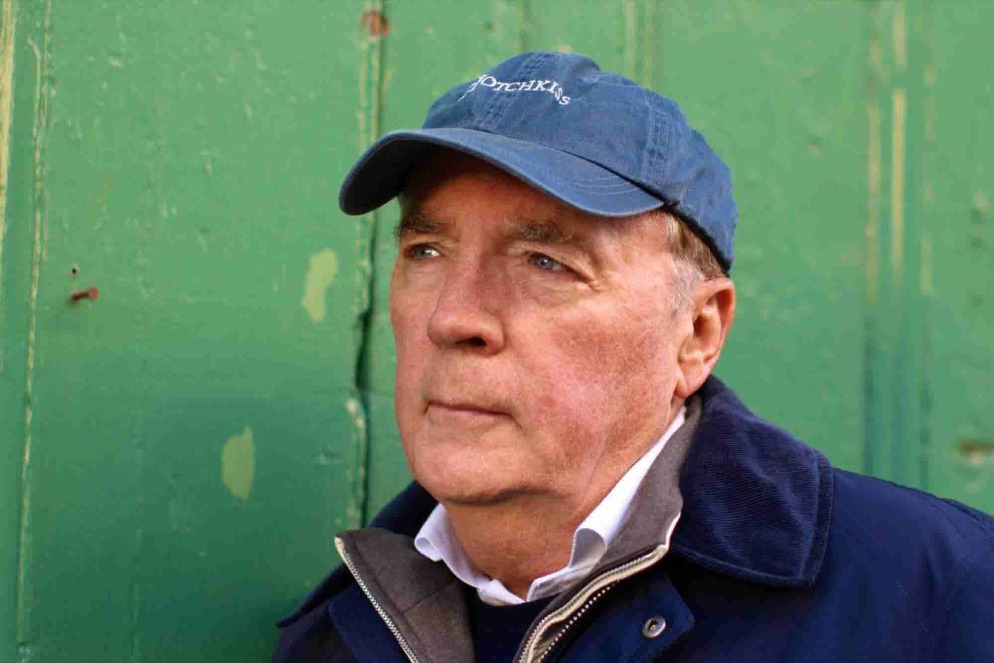 James Patterson Wants to Ignite Sales With $300,000 Self-Destructing Book