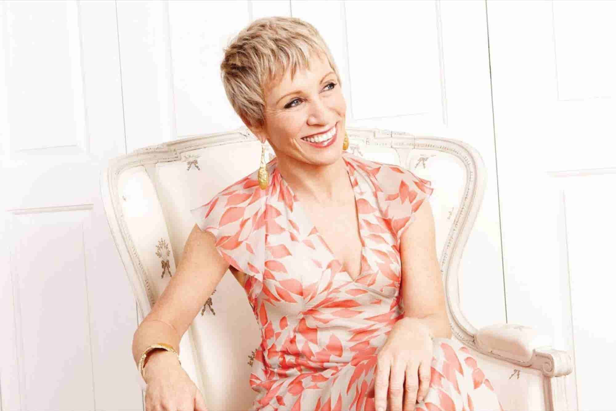 6 Leadership Lessons I Learned in Conversation With Barbara Corcoran