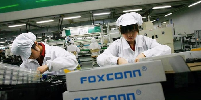 Foxconn to Pay Approximately $3.5 Billion in Sharp Takeover