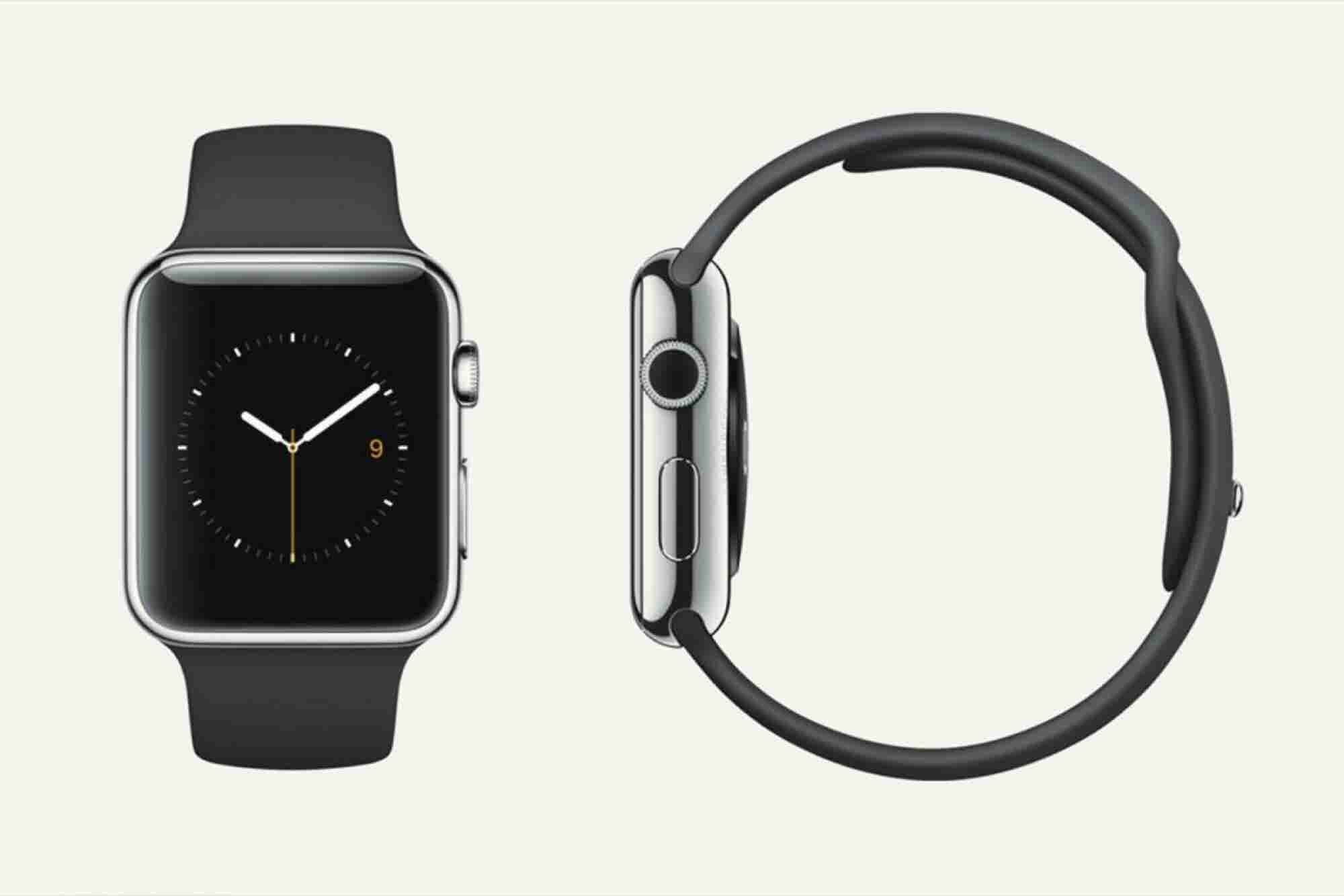 Apple Already Took 75 Percent of the Smartwatch Market