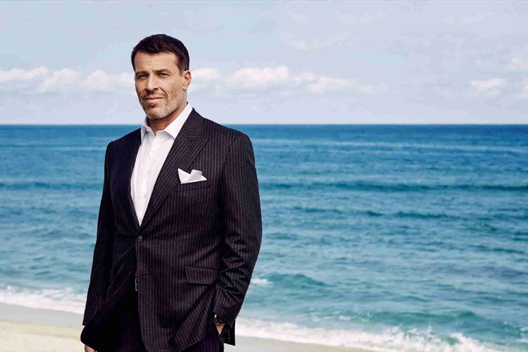 Tony Robbins: Could Moving Be the Answer?