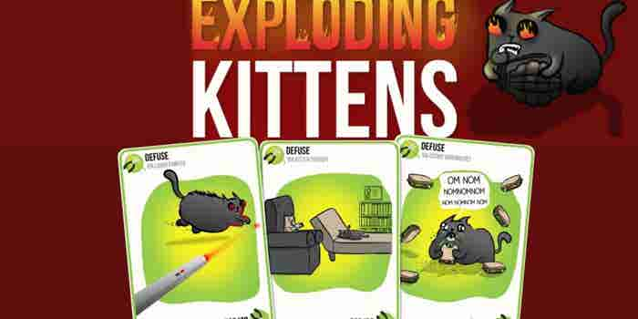 How 'Exploding Kittens' Became the Most-Backed Kickstarter Project