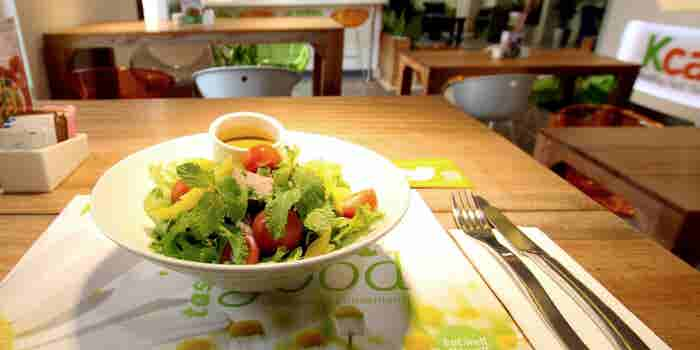 Healthy Growth: Kcal Healthy Fast Food Gets Started On Its Middle East Expansion