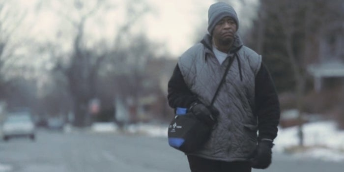 56-Year-Old Detroit Man Walks 21 Miles To and From Work and Never Misses a Day