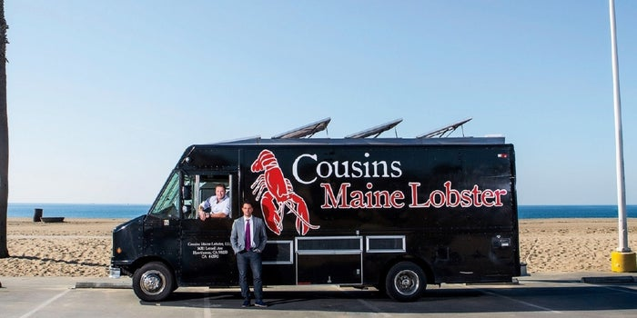 From Food Truck to Franchise: How These Cousins Turned Their Love of Lobster Into a Business