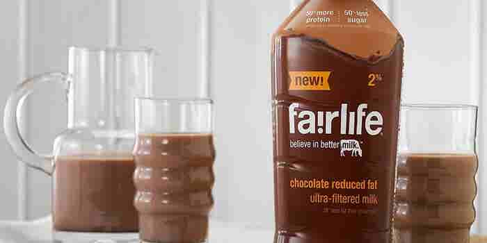 With 'Fairlife,' Coca-Cola Is Getting Into the Premium Milk Business