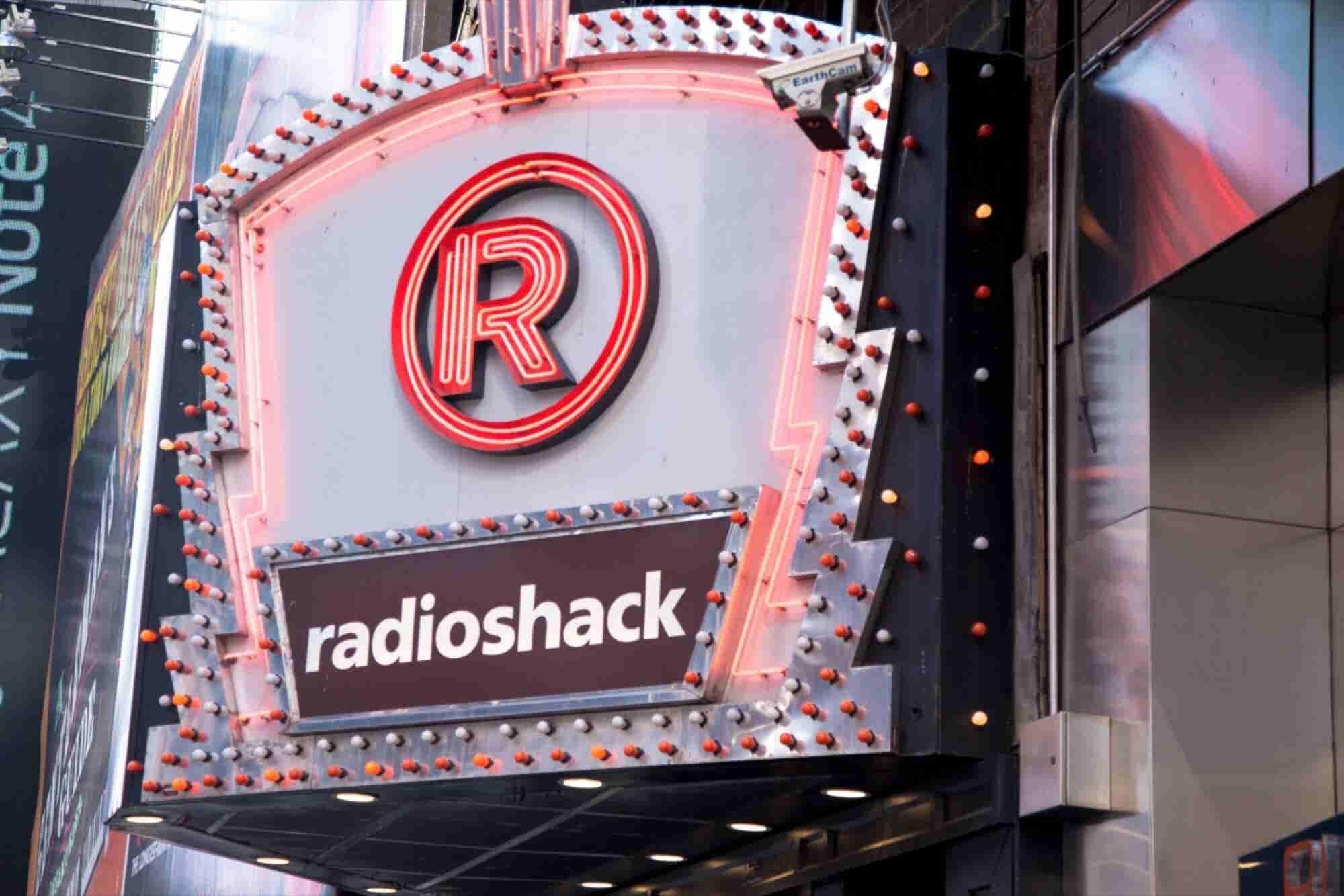 Do You Remember RadioShack Back When ...