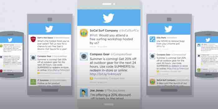 Twitter Courts Businesses With Option to Promote Their Most Popular Tweets