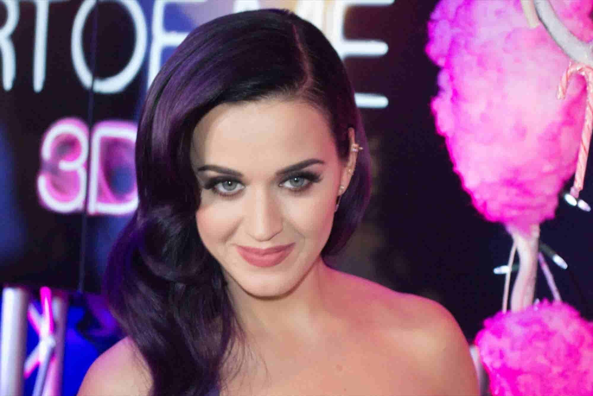 Katy Perry Strikes Mobile Game Deal With Maker of Kim Kardashian's App