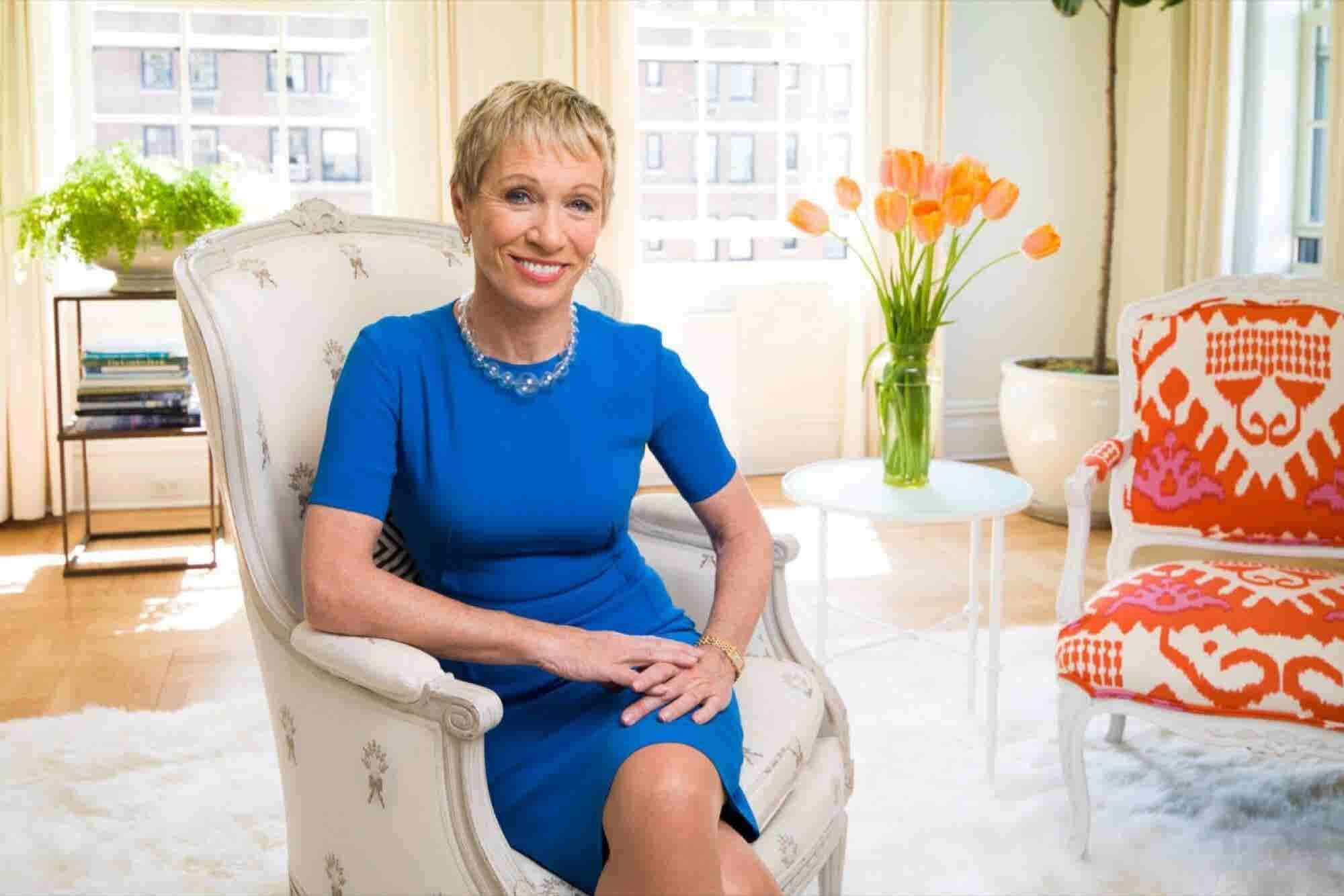 Score Publicity Like Barbara Corcoran and Quote of the Week: Your Weekly Tips Roundup