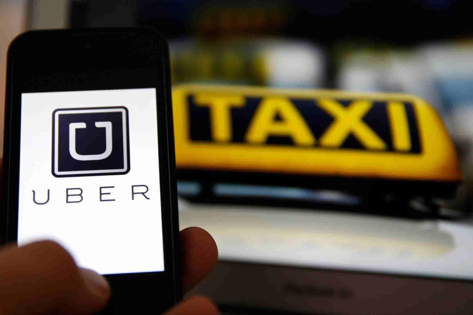 Uber in Talks With Banks for $1 Billion Credit Line